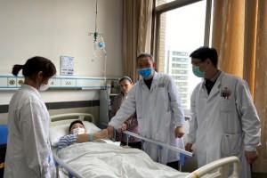 处理就医难题国科大重庆仁济医院全力诊治1名骨科稀有病患者